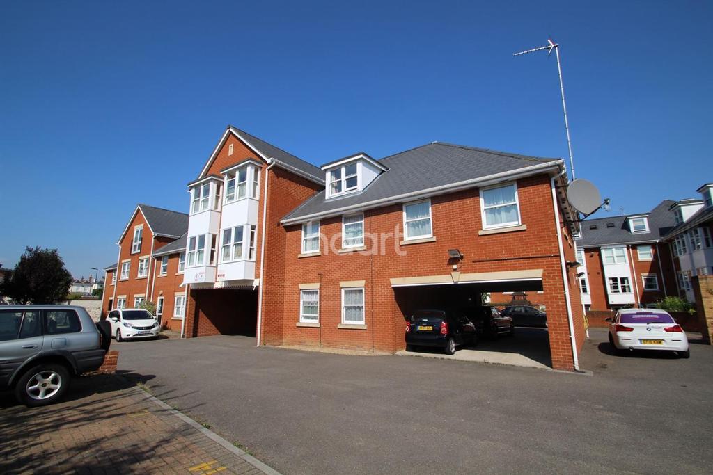 1 Bedroom Flat for sale in Tudor Parade, Ipswich, IP4