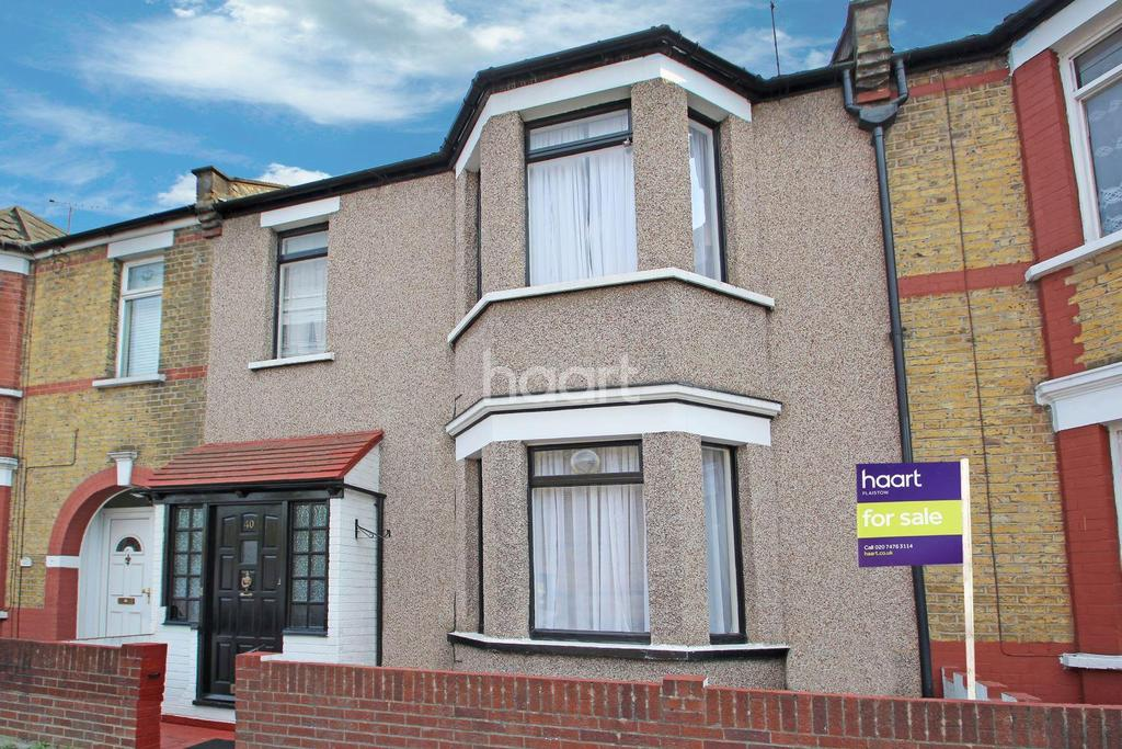 3 Bedrooms Terraced House for sale in Boreham Avenue, Royal Docks