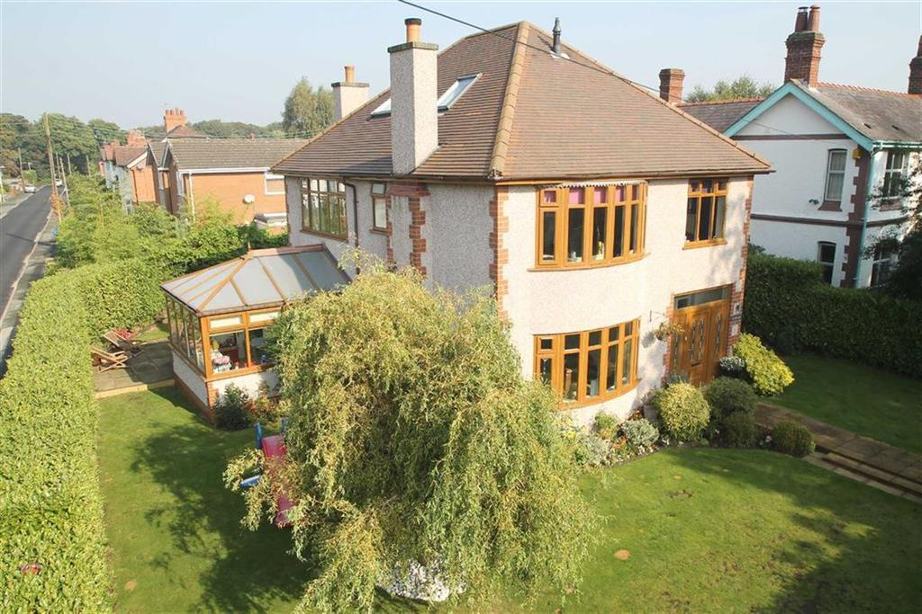 4 Bedrooms Detached House for sale in Marford Hill, Marford