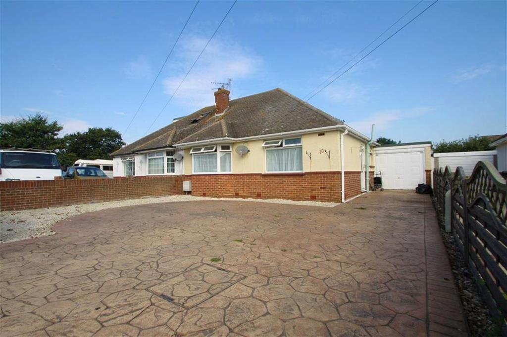 2 Bedrooms Semi Detached Bungalow for sale in Howard Road, Holland-on-Sea