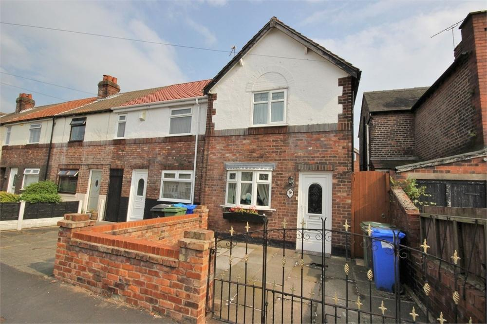 2 Bedrooms End Of Terrace House for sale in Mayfair Grove, WIDNES, Cheshire