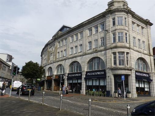 Castle Buildings 32 Castle Street Swansea 1 Bed Flat 79995