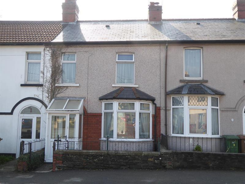 2 Bedrooms Terraced House for sale in Wilkins Terrace, Caerphilly