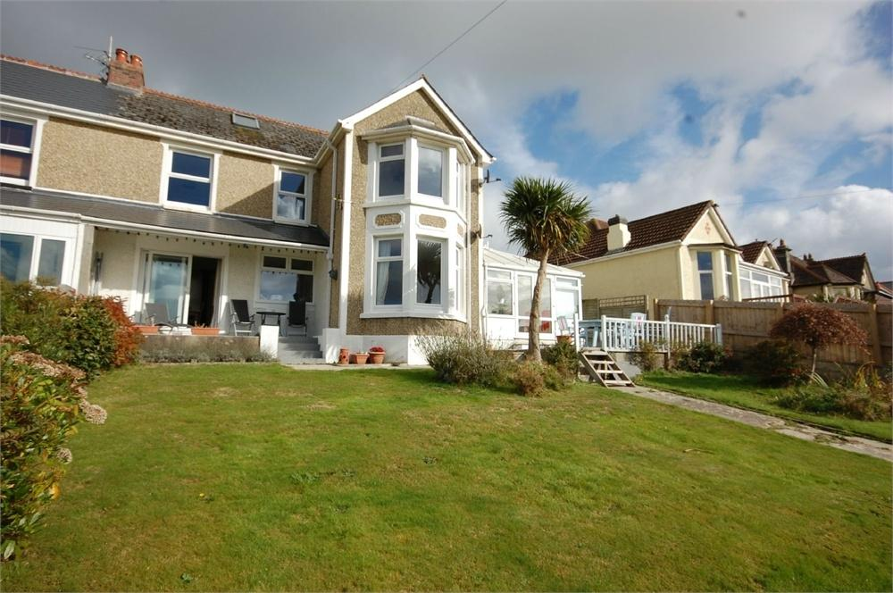 3 Bedrooms Semi Detached House for sale in 11 Polmear Road, PAR, Cornwall