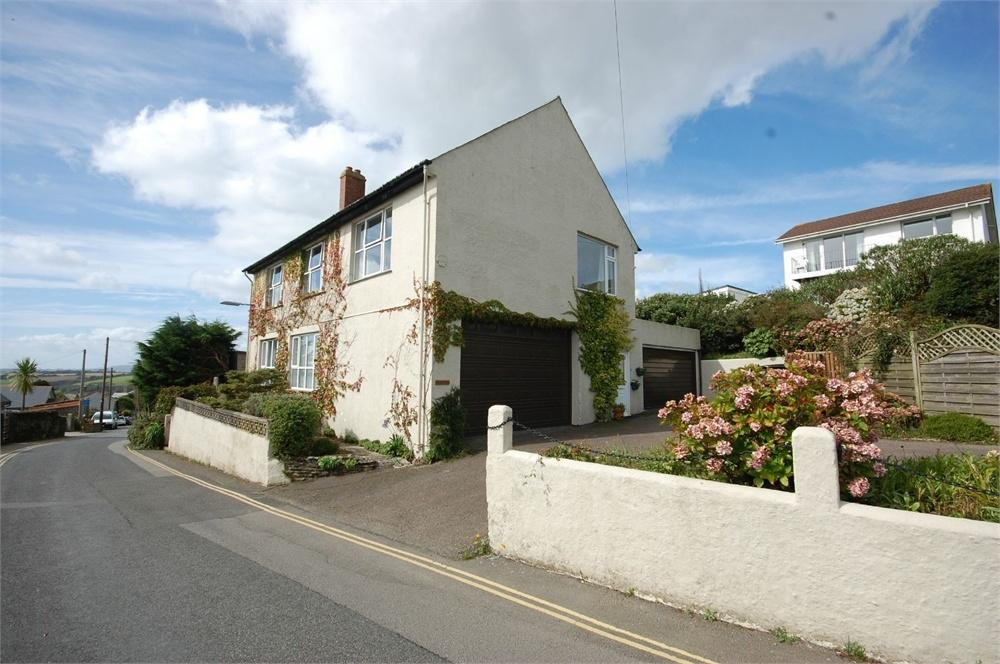 3 Bedrooms Detached House for sale in Townsend, Polruan, FOWEY, Cornwall