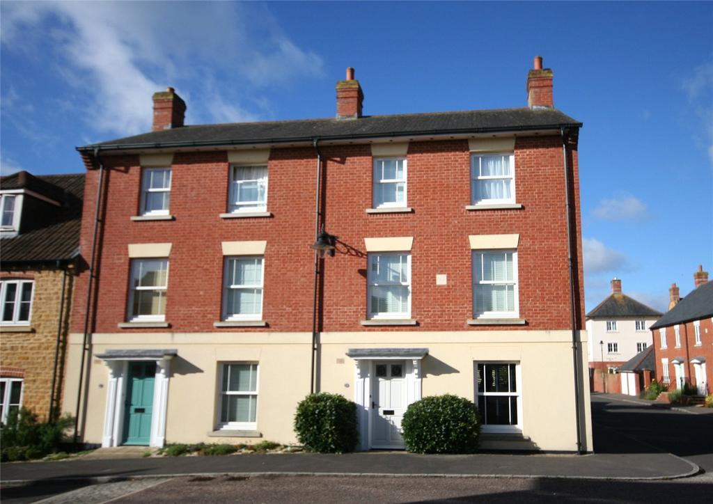 4 Bedrooms End Of Terrace House for sale in Dunstan Street, Sherborne, Dorset
