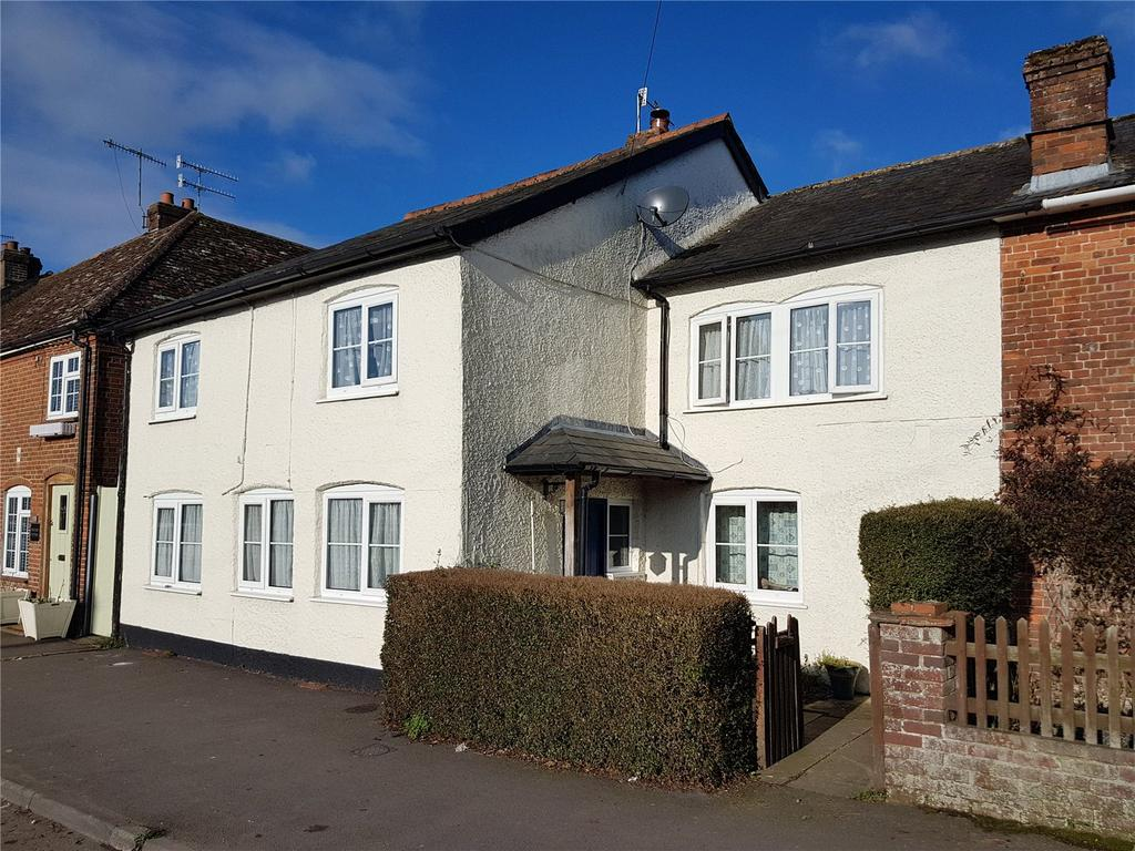 4 Bedrooms Semi Detached House for sale in The Borough, Downton, Salisbury