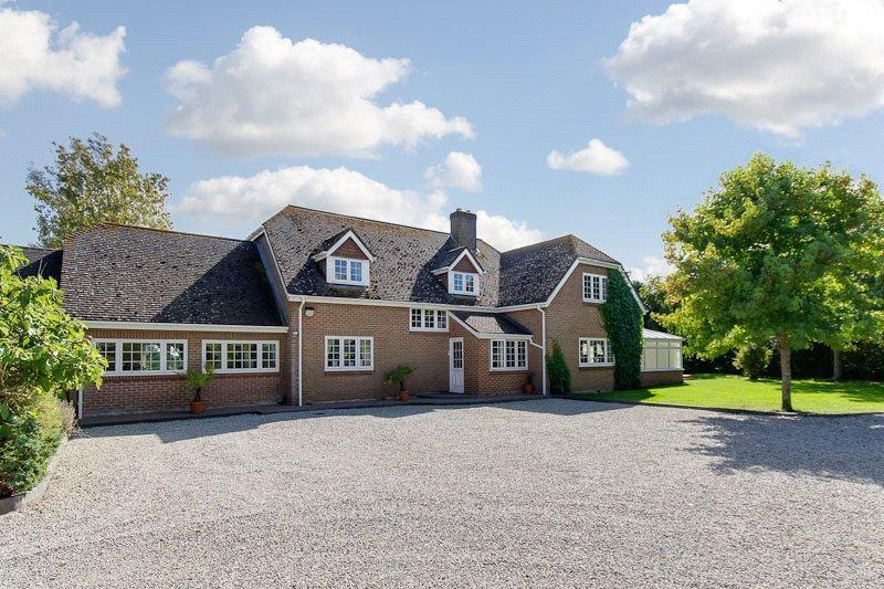6 Bedrooms Detached House for sale in Winterborne Zelston, Blandford Forum, Dorset