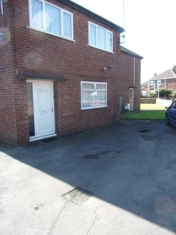1 Bedroom Apartment Flat for sale in STAINDALE ROAD, ASHBY, SCUNTHORPE
