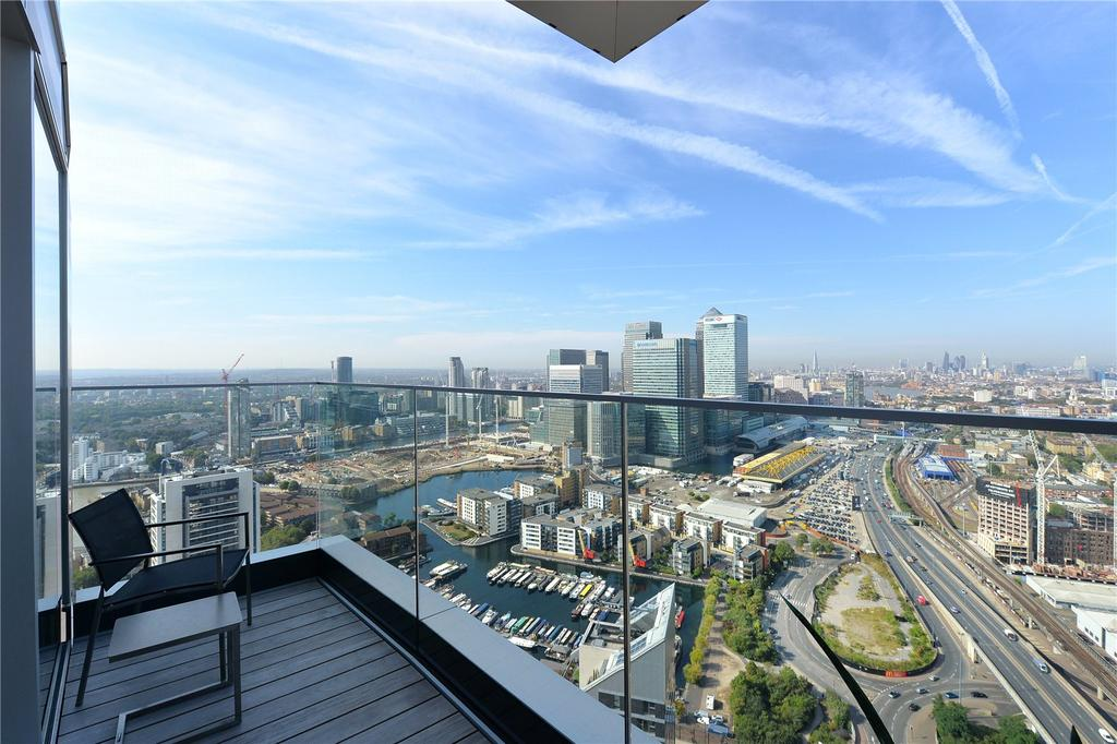 2 Bedrooms Flat for sale in Providence Tower, London