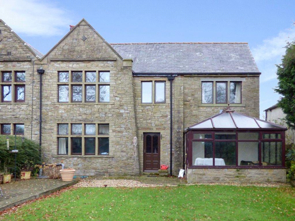 4 Bedrooms Semi Detached House for sale in The Summit, Thornton in Craven, Skipton, North Yorkshire