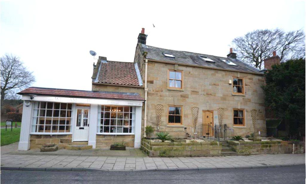 5 Bedrooms Semi Detached House for sale in High Street, Great Ayton, North Yorkshire