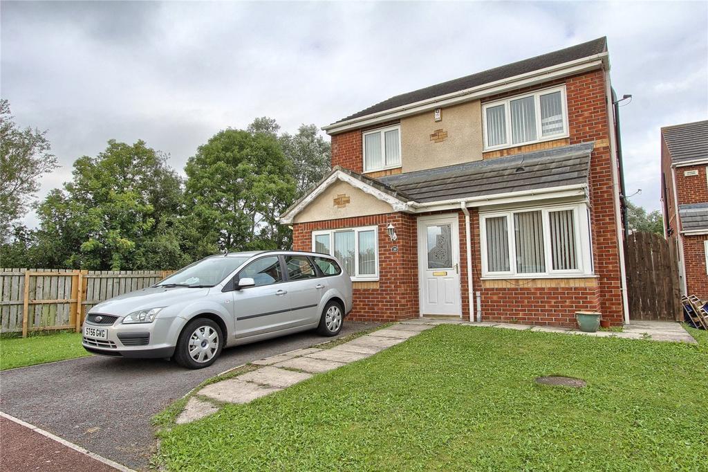 3 Bedrooms Detached House for sale in Van Mildert Way, Low Hartburn