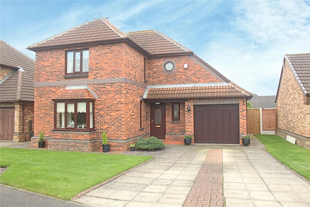 3 Bedrooms Detached House for sale in Brantwood Close, Ingleby Barwick