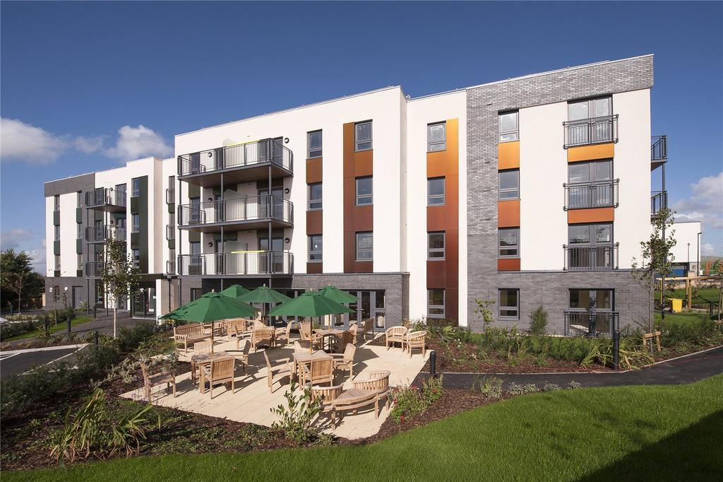 1 Bedroom Retirement Property for sale in Cheswick Court, Long Down Avenue, Cheswick Village, Stoke Gifford, Bristol, BS16