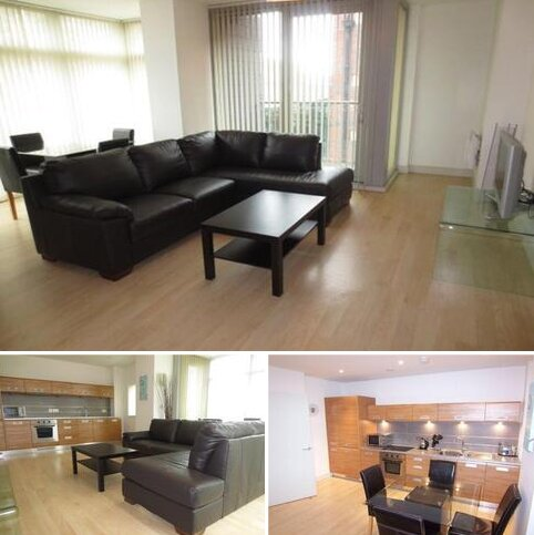 2 bedroom apartment to rent - Great Northern Tower, City Centre