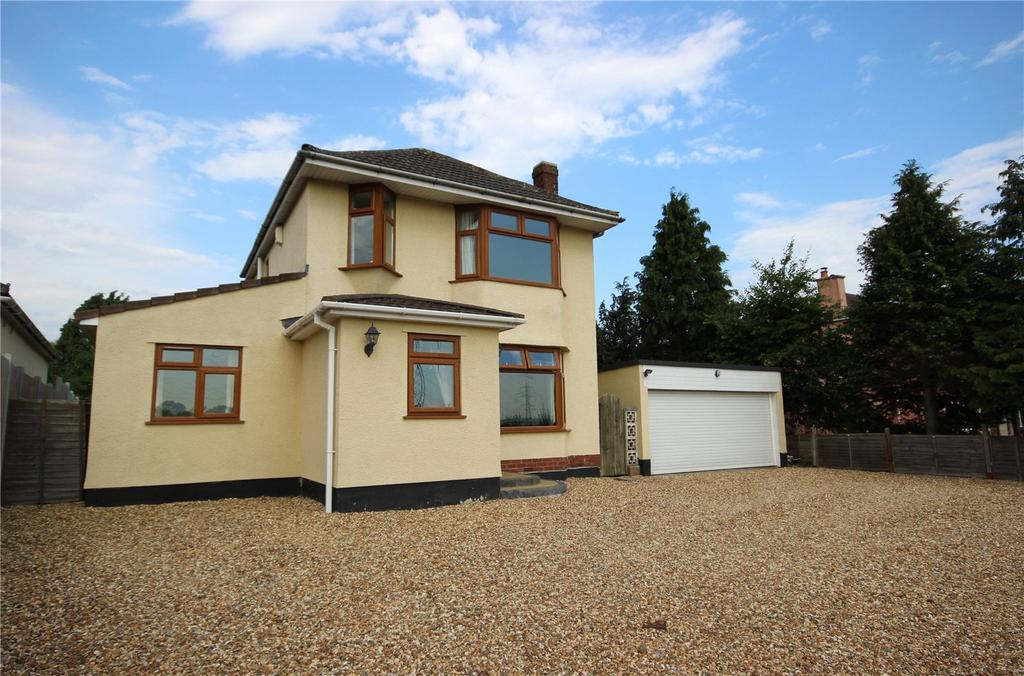 3 Bedrooms Detached House for sale in Harry Stoke Road, Stoke Gifford, Bristol, BS34