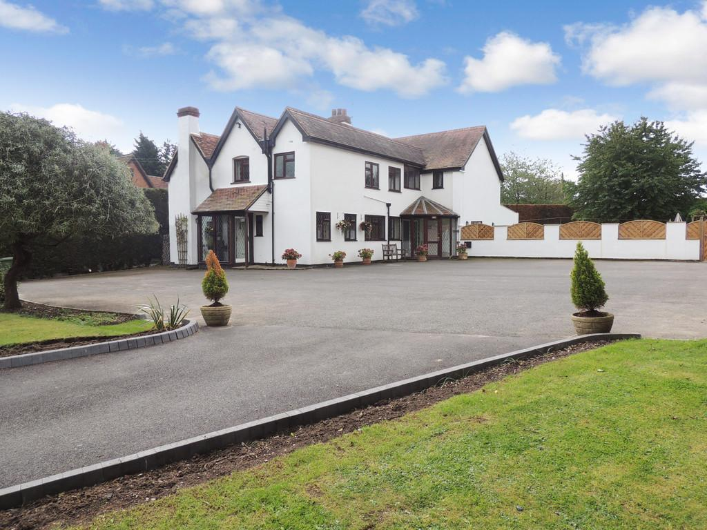 6 Bedrooms Detached House for sale in Warwick Road, Knowle