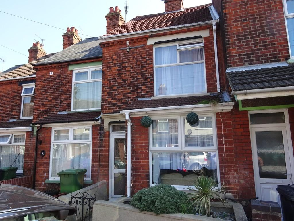3 Bedrooms Terraced House for sale in Alderson Road, Gt Yarmouth