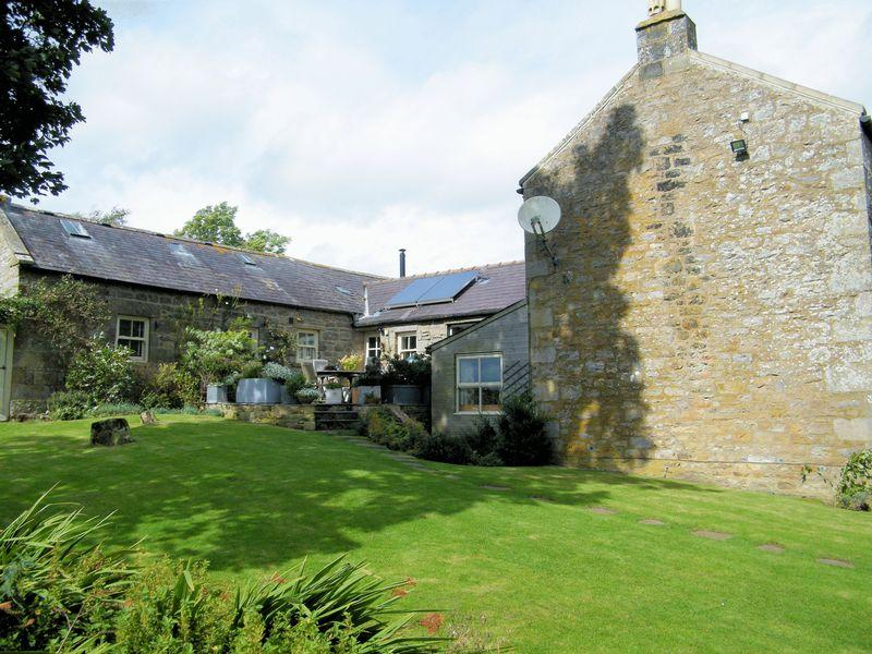 3 Bedrooms Detached House for sale in NORTHUMBERLAND, Wark