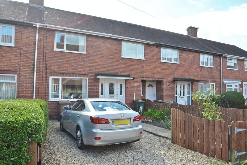 3 Bedrooms Terraced House for sale in Matfen Gardens, Wallsend
