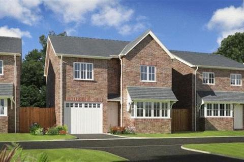 New Build Houses For Sale In Oswestry
