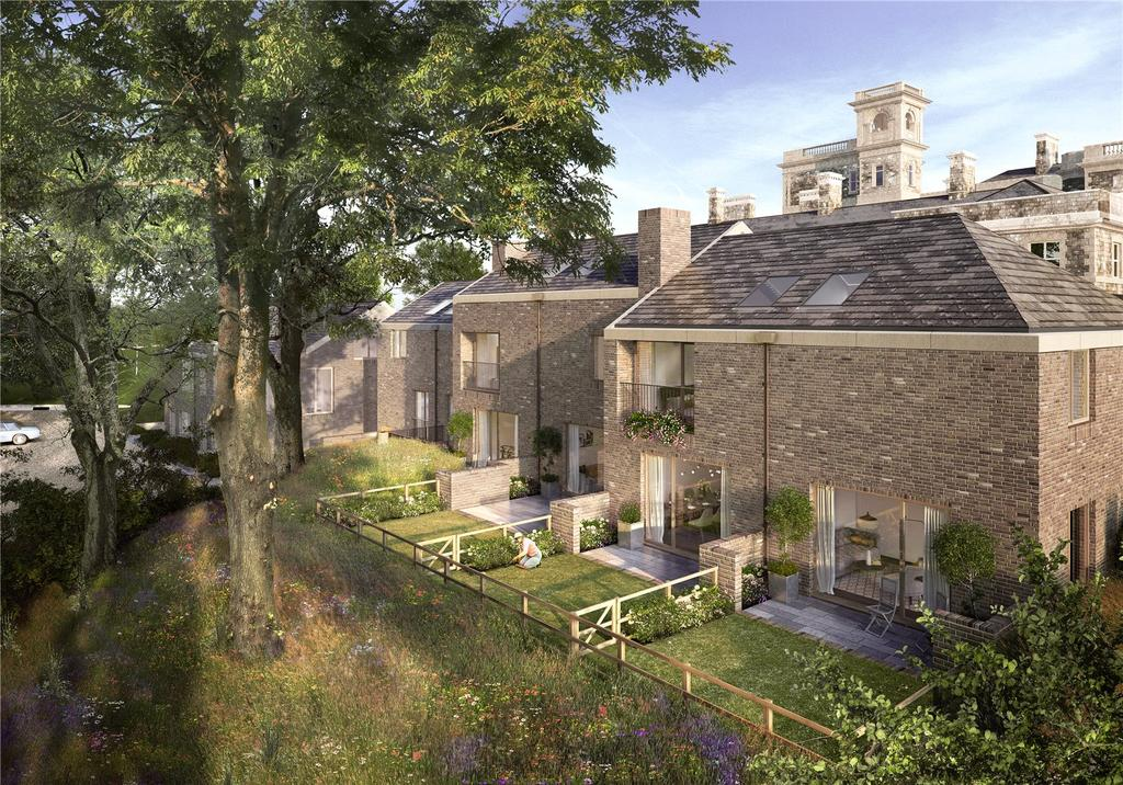 2 Bedrooms Retirement Property for sale in 1 Wildernesse Mews, Wildernesse House, Wildernesse Avenue, Sevenoaks, TN15