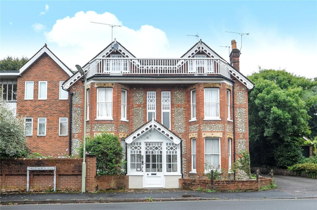 3 Bedrooms Unique Property for sale in Wykeham House, 120 Christchurch Road, Winchester, Hampshire, SO23