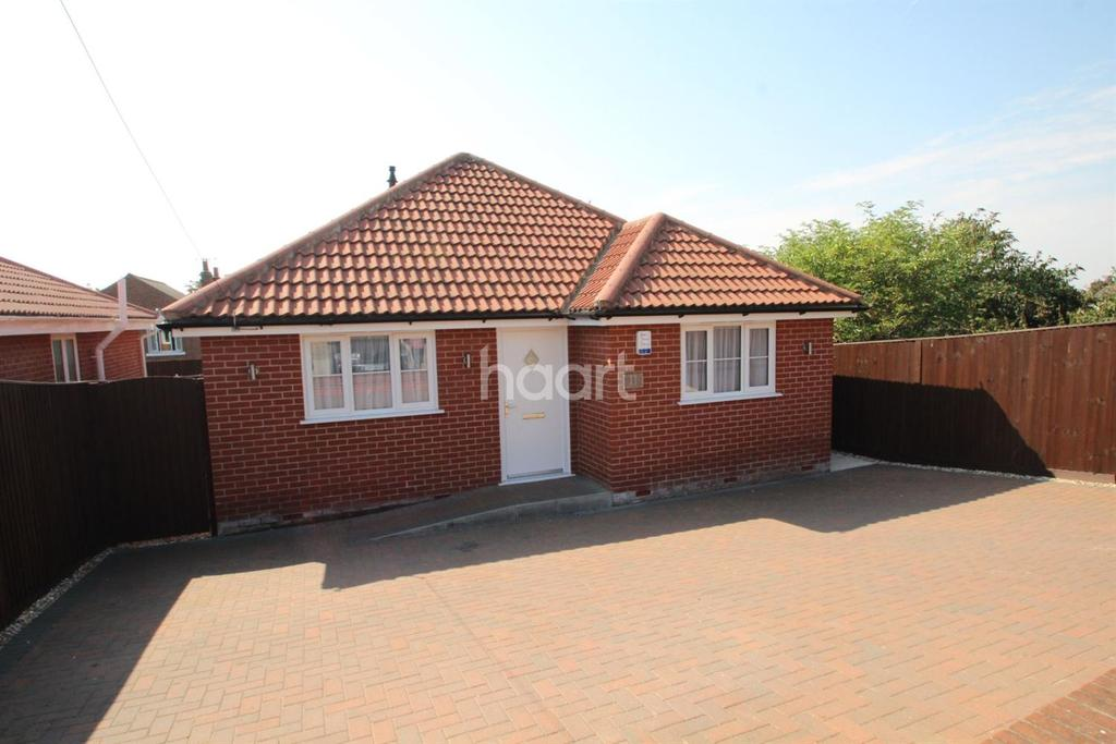 2 Bedrooms Bungalow for sale in Hainult Close