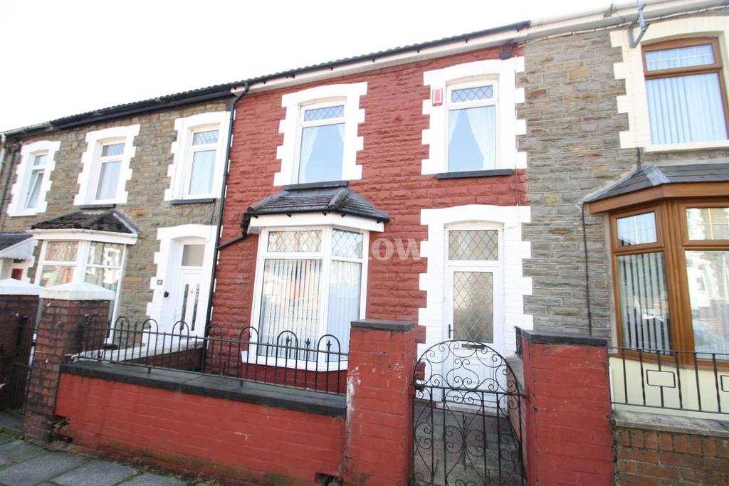 3 Bedrooms Terraced House for sale in Davies St, Porth