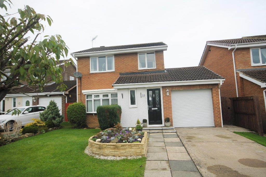 3 Bedrooms Detached House for sale in Jenkins Drive, Bishop Auckland