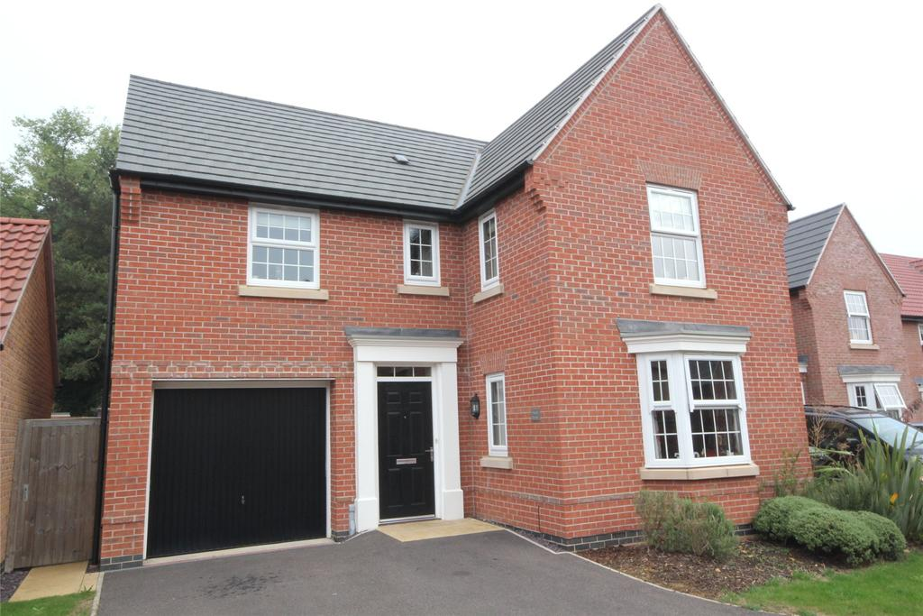 4 Bedrooms Detached House for sale in Montrose Grove, Greylees, NG34
