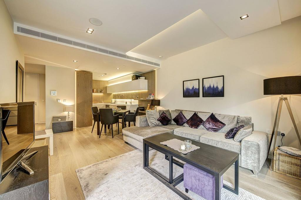 1 Bedroom House for sale in Pearson Square, Fitzroy Place, W1T