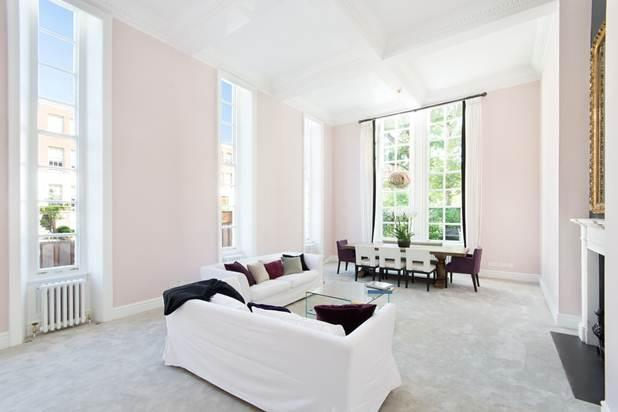 2 Bedrooms Flat for sale in Melbury Road, London, W14