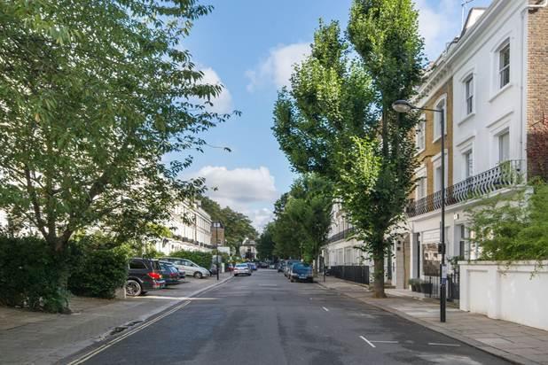4 Bedrooms House for sale in Alexander Street, London, W2