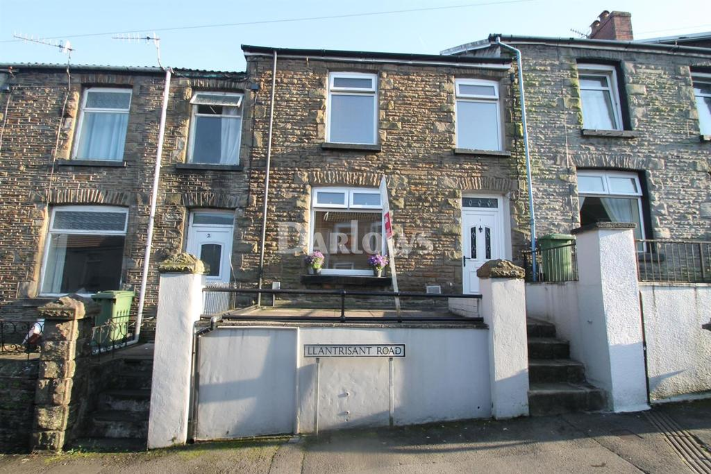 3 Bedrooms Terraced House for sale in Llantrisant Road, Graig