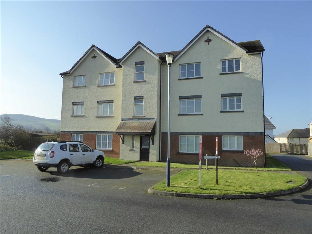 2 Bedrooms Apartment Flat for sale in Magher Breek, Peel, Isle of Man