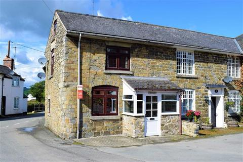 2 bedroom cottage for sale - Oak Smithy Cottage, Llandyssil, Montgomery, Powys, SY15