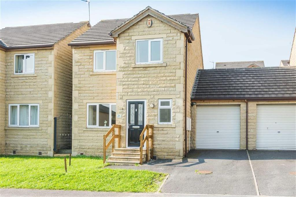 3 Bedrooms Detached House for sale in Ridge View Drive, Wincobank, Sheffield, S9