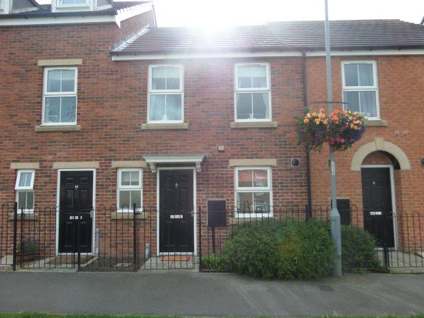 2 Bedrooms Terraced House for sale in WILSON CLOSE, CASSOP, DURHAM CITY : VILLAGES EAST OF