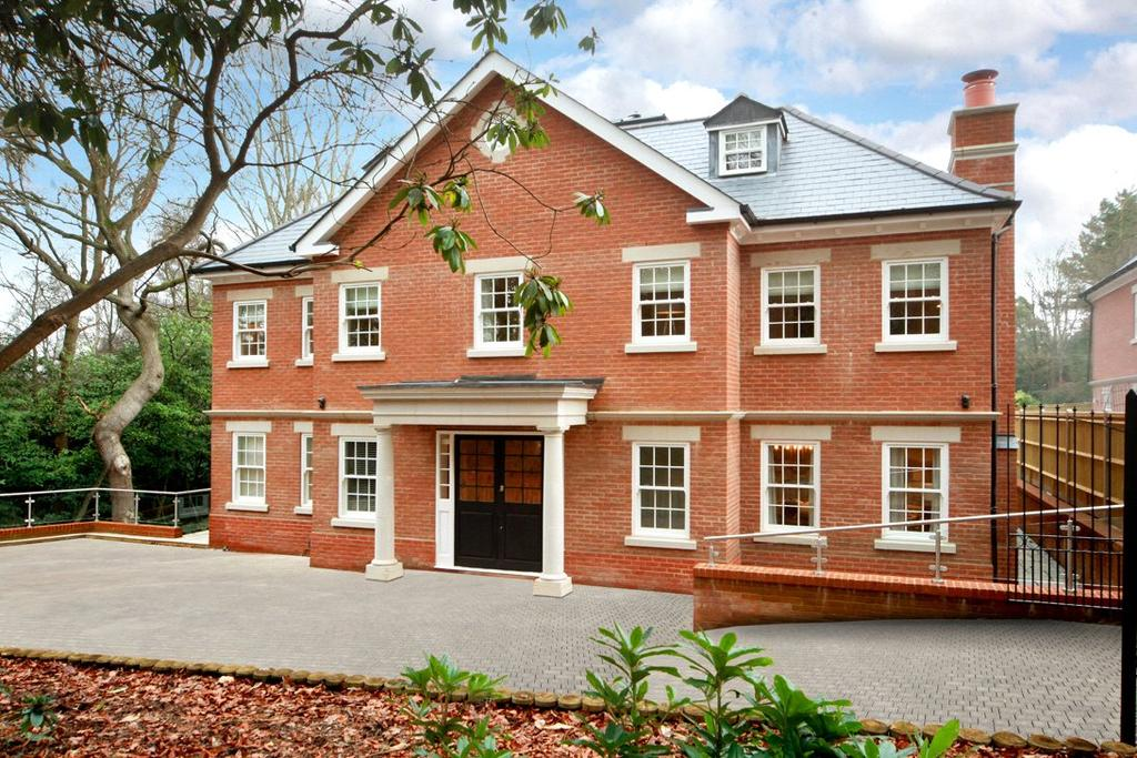6 Bedrooms Detached House for sale in Kings Road, Ascot, Berkshire