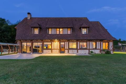 5 bedroom detached house  - Normandy House With Sea View, Deauville, Normandy