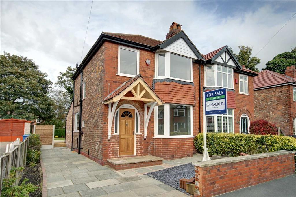 3 Bedrooms Semi Detached House for sale in Langham Grove, Timperley, Cheshire