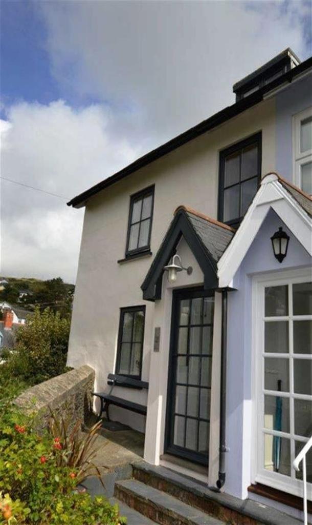 4 Bedrooms Semi Detached House for sale in 2, Moranedd, Aberdovey, Aberdyfi, Gwynedd, LL35