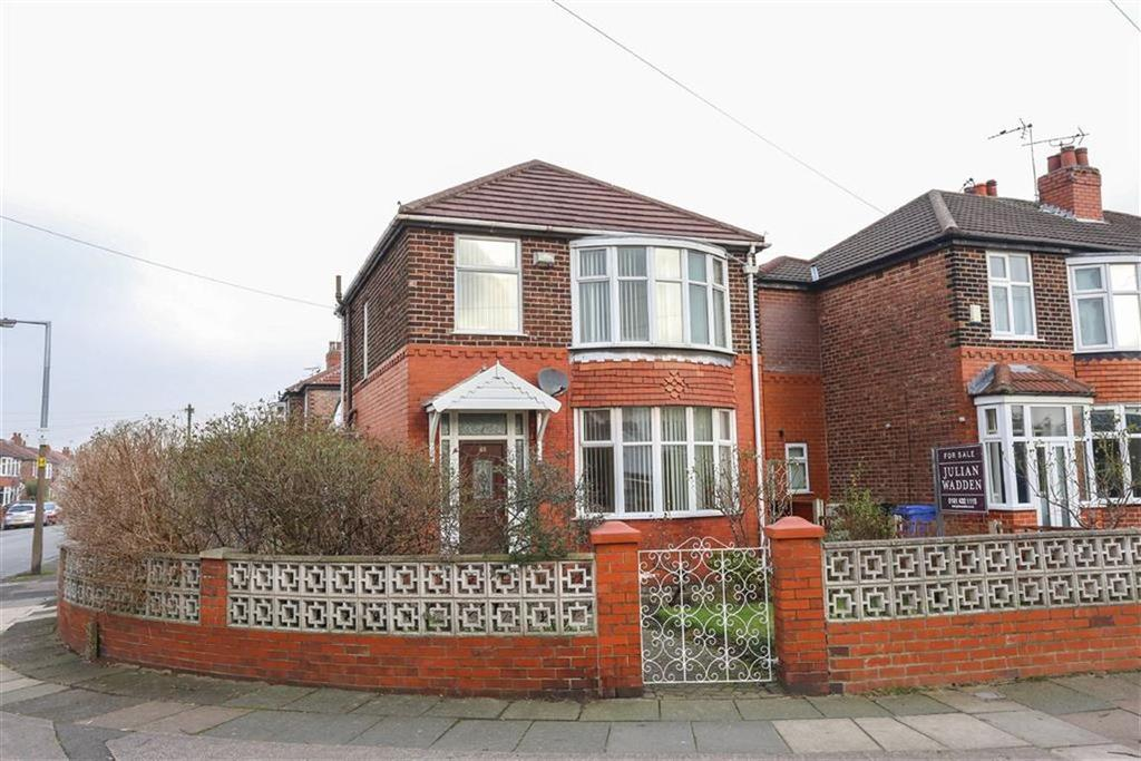 3 Bedrooms Detached House for sale in Bowerfold Lane, Heaton Norris