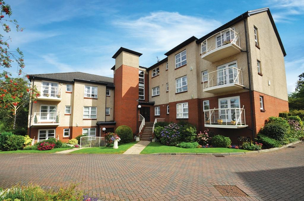 2 Bedrooms Flat for sale in 7 The Apartments, 49 Milverton Road, Giffnock, G46 7JT