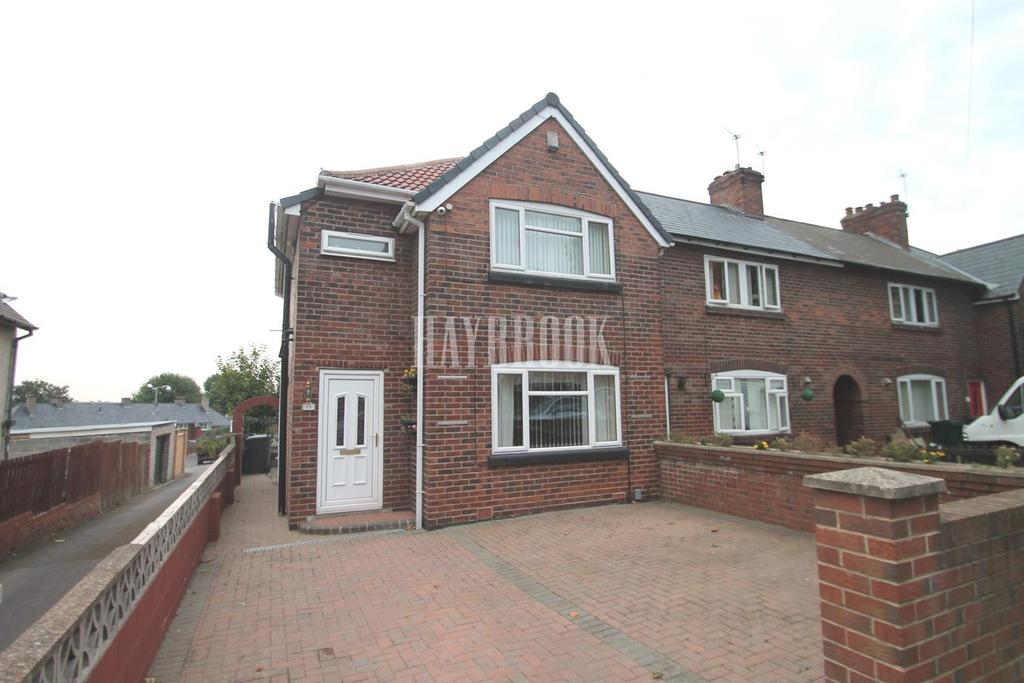 3 Bedrooms Semi Detached House for sale in First Avenue, East Dene