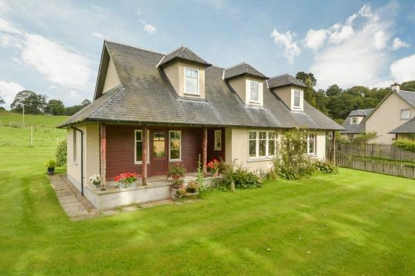 3 Bedrooms House for sale in Ballathie Farm (Lot 1), By Murthly, Perthshire, PH1