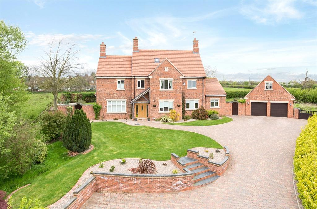6 Bedrooms Detached House for sale in Chase Park Road, Yardley Hastings, Northamptonshire, NN7
