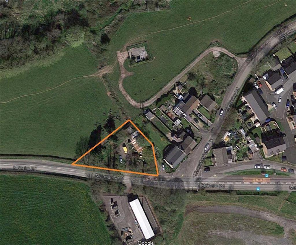 Land Commercial for sale in Land Adj To Llangadog House, 1 Llangadog Road, Kidwelly